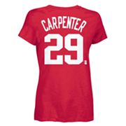 adidas St. Louis Cardinals Chris Carpenter Tee - Girls' 7-16
