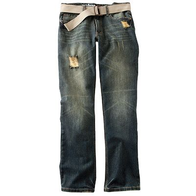 Urban Pipeline Premium Slim Straight Jeans