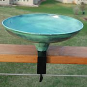 Unique Arts Deck Birdbath