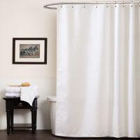 Lush Decor Ian Fabric Shower Curtain