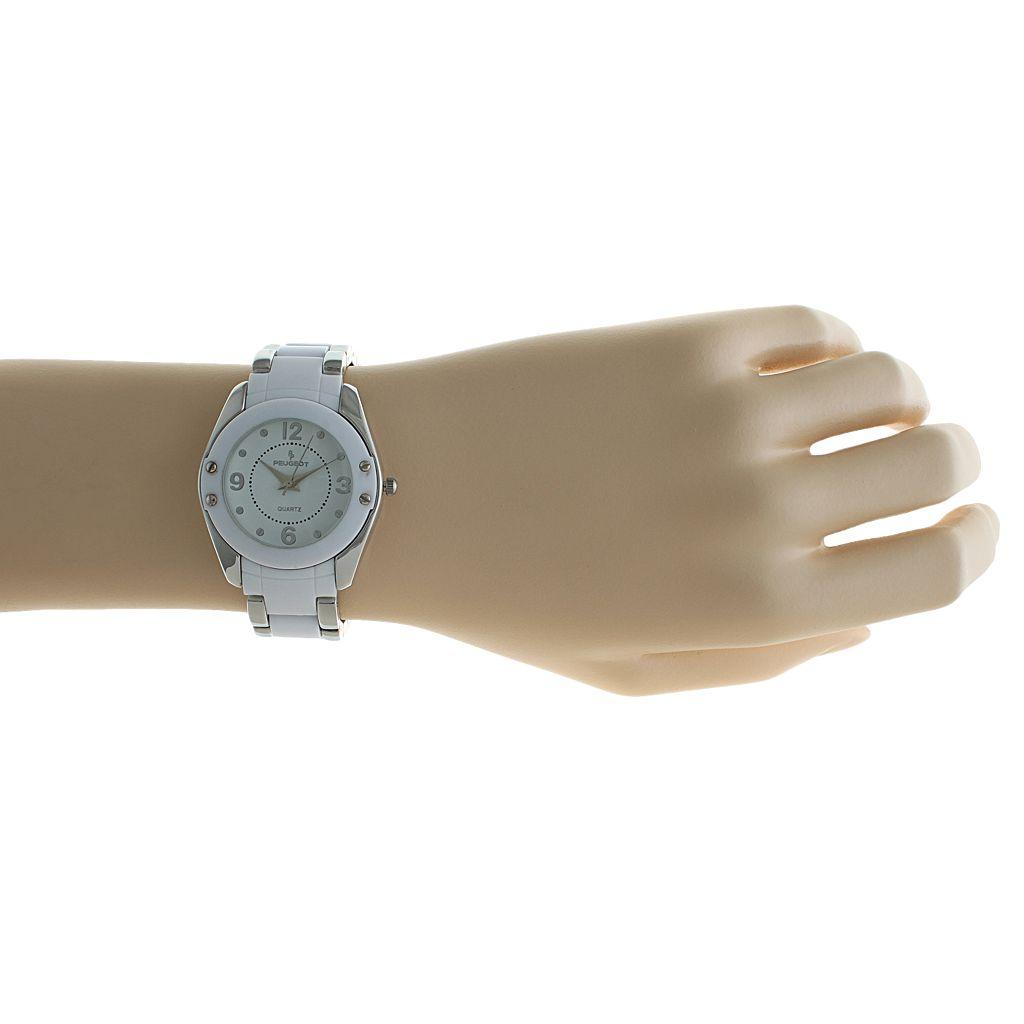 Peugeot Silver Tone Watch - 7071WT