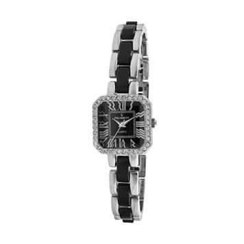 Peugeot Women's Crystal Watch - 7072BK
