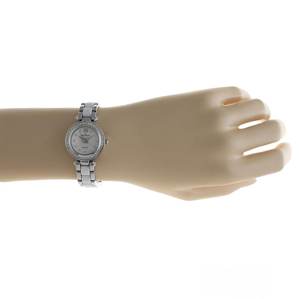 Peugeot Women's Crystal Watch - 7073WT