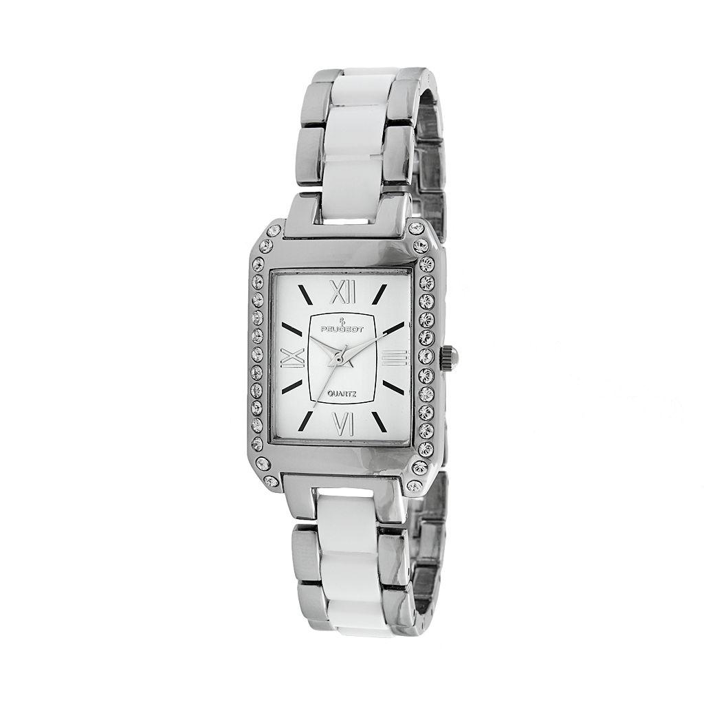 Peugeot Women's Crystal Watch - 7074WT