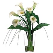 Allstate Floral 26-in. Artificial Calla Lily Floral Arrangement