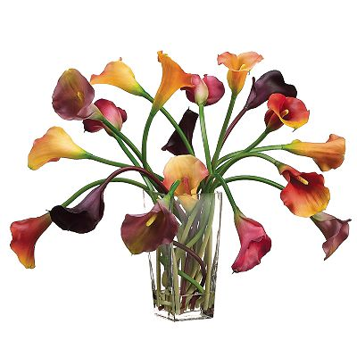 Allstate Floral 21-in. Artificial Calla Lily Floral Arrangement