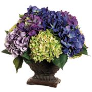 Allstate Floral 16-in. Artificial Hydrangea Floral Arrangement