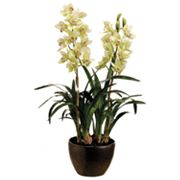 Allstate Floral 34-in. Artificial Cymbidium Floral Arrangement