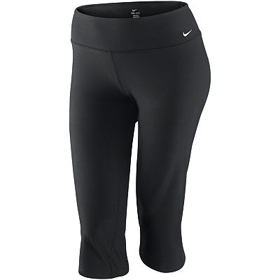 Nike Principle Dri-FIT Capris - Women's Plus