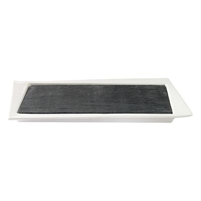 Luigi Bormioli Slate 2-pc. Serving Tray