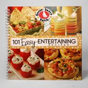 "Gooseberry Patch ''101 Easy Entertaining Recipes"" Cookbook"