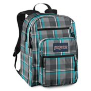 JanSport Big Student Duke Plaid Backpack