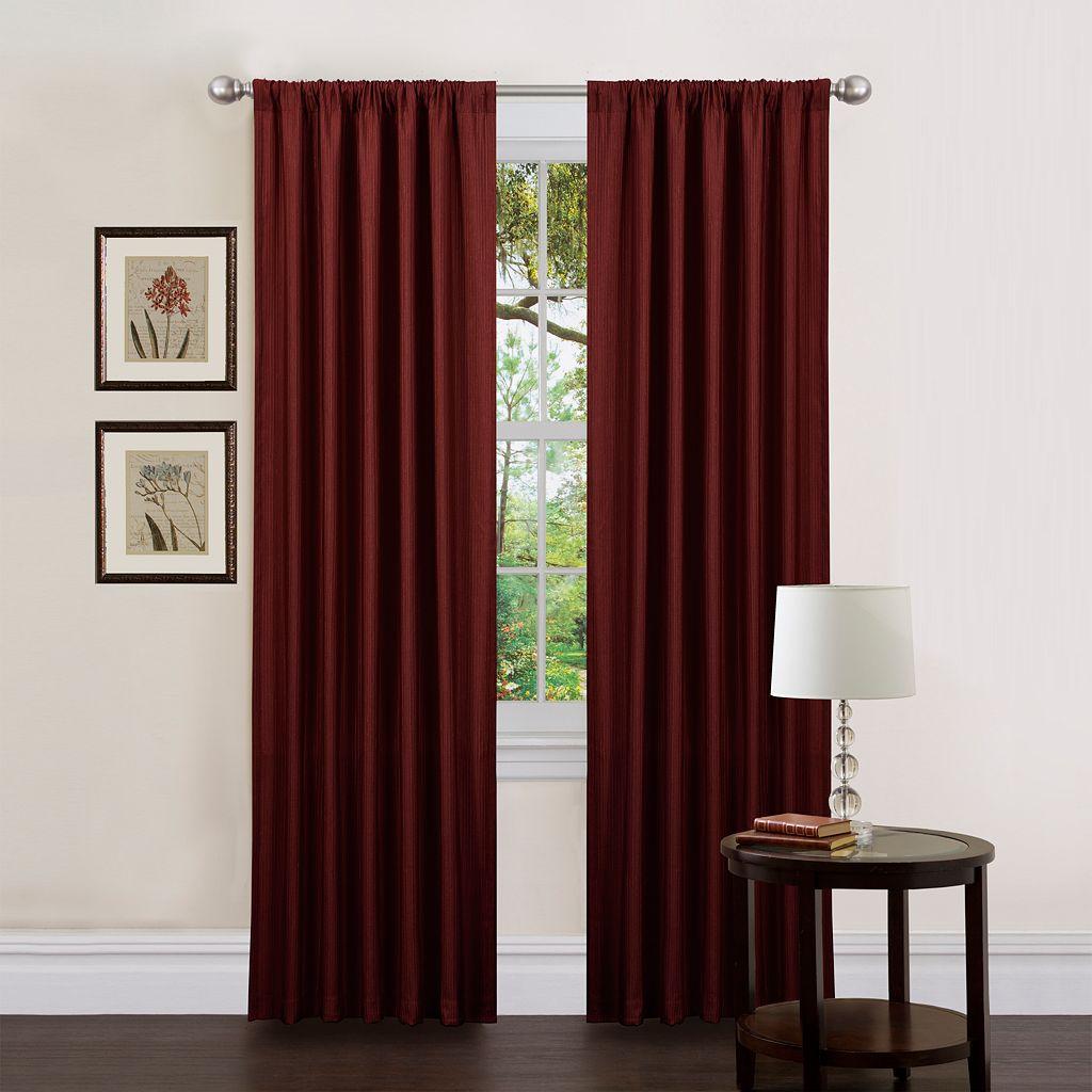 Lush Decor Luis Window Curtain Set - 40