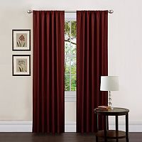 Lush Decor Luis Window Curtain Set - 40