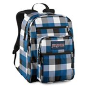 JanSport Big Student Blue Block Backpack