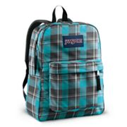 JanSport SuperBreak Duke Plaid Backpack