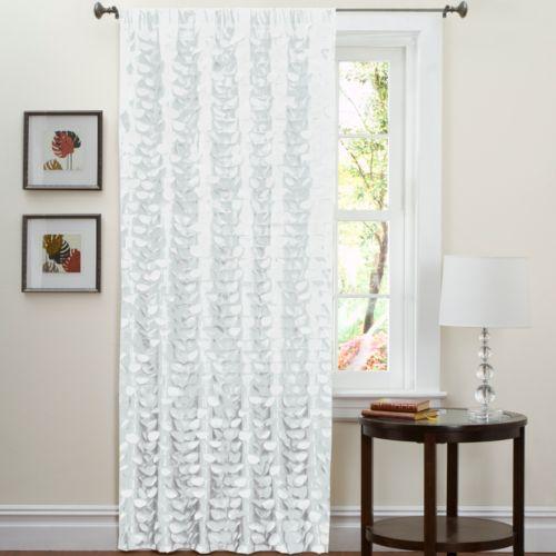 "Lush Decor Lilian Window Panel – 40"" x 84"""