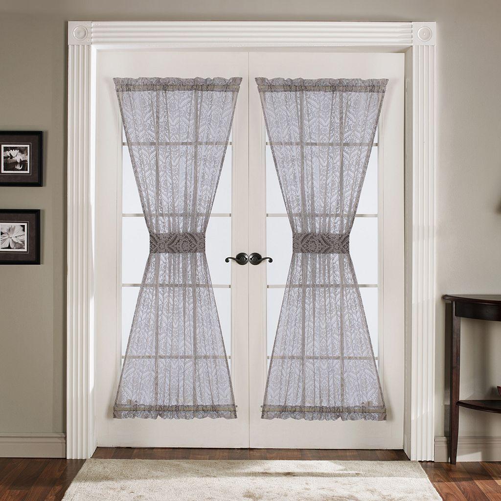 Lush Decor Antique Door Panels - 42'' x 72''