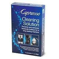 Capresso 3 pkCleaning Solution