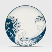 Noritake Colorwave Blue Plume Accent Plate