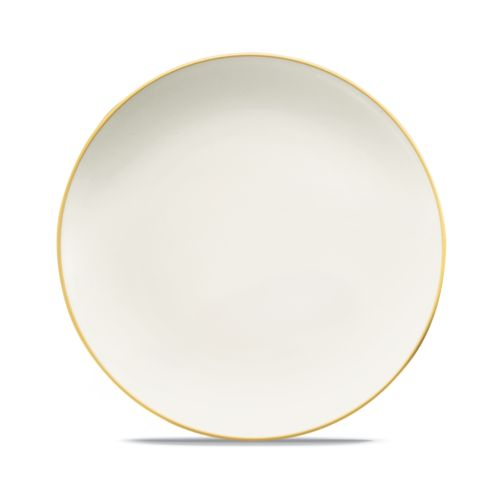 Noritake Colorwave Mustard Coupe Salad Plate