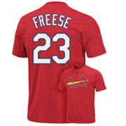 Majestic St. Louis Cardinals David Freese Tee - Boys 8-20