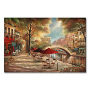 Riverwalk Charm Wall Art