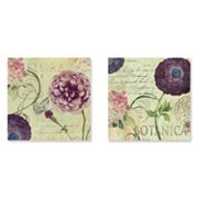 2-pc. Flora And Botanica Wall Art Set