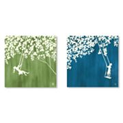 2-pc. Summer At The Cottage Wall Art Set