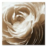 Soft Edges Floral Wall Decor