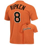 Majestic Baltimore Orioles Cal Ripken, Jr. Cooperstown Collection Tee