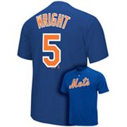 Majestic New York Mets David Wright Tee