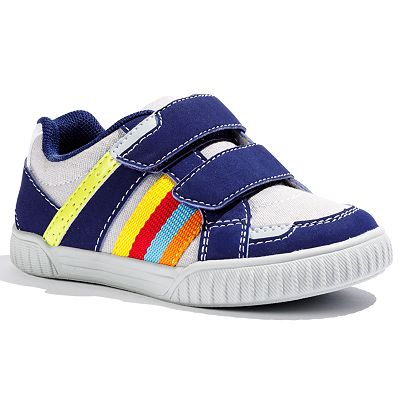 Jumping Beans Striped Shoes - Toddler Boys
