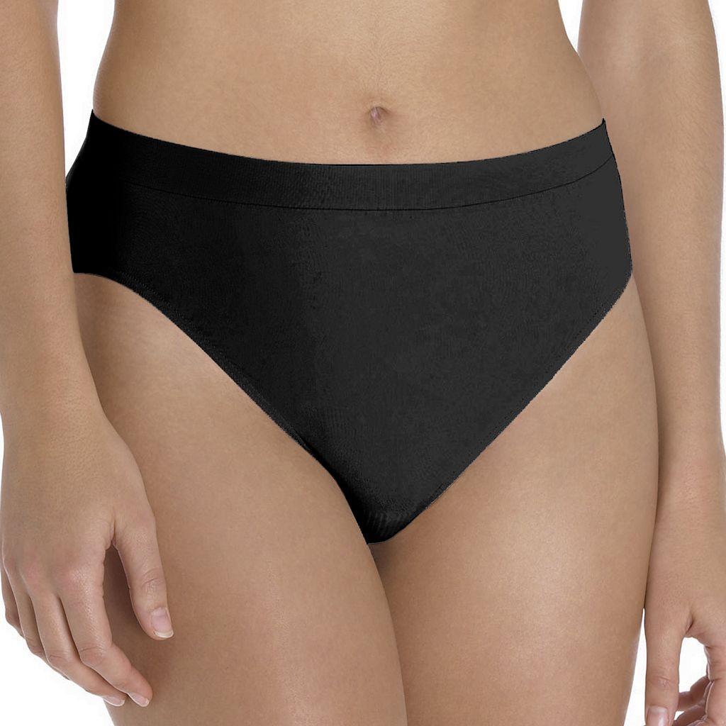 Bali Comfort Revolution Seamless Microfiber Hi-Cut Brief 303J