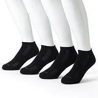 Men's Chaps 4-pk. Athletic Low-Cut Socks