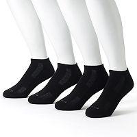 Men's Chaps 4-pk. Athletic Low-Cut Socks