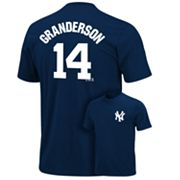 Majestic New York Yankees Curtis Granderson Tee - Boys 8-20