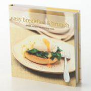 ''Easy Breakfast and Brunch: Simple Recipes for Morning Treats'' Cookbook