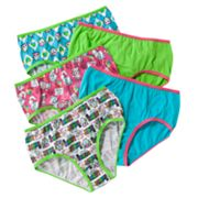 SONOMA life + style 5-pk. Nerdy Kitty Briefs - Girls'