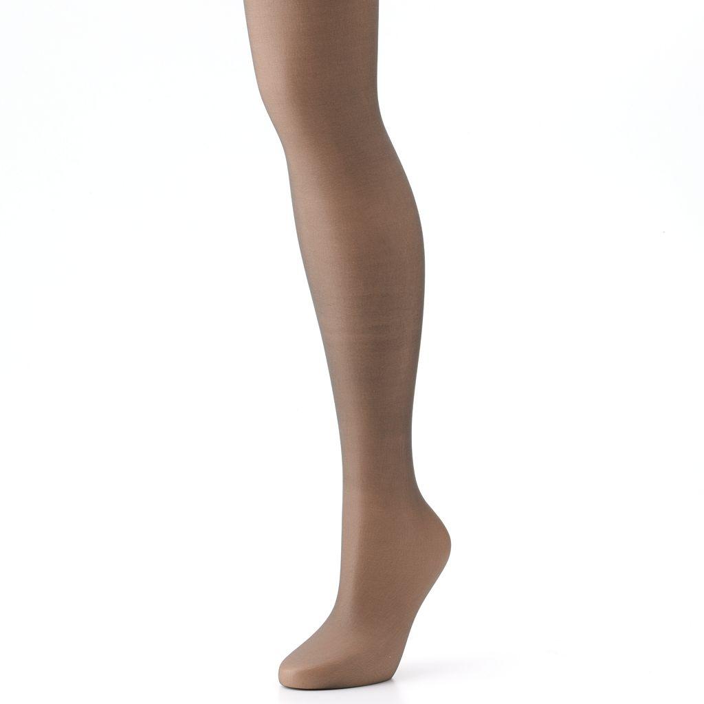 Hanes Silk Reflections Ultra Sheer Control-Top Pantyhose