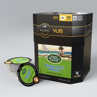 Keurig® Vue® Pod Green Mountain Coffee Nantucket Blend Medium Roast Coffee - 16-pk.