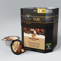 Keurig® Vue™ Pack Gloria Jean's Hazelnut Coffee - 16-pk.