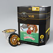Keurig Vue Pack Coffee People Travel Mug Donut Shop Coffee - 12-pk.