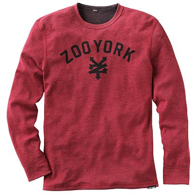 Zoo York Reversible Thermal Tee