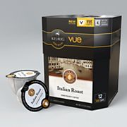 Keurig Vue Pack Barista Prima Coffeehouse Italian Roast Coffee - 12-pk.