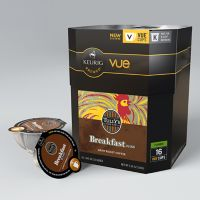Keurig® Vue™ Pack Tully's Coffee Breakfast Blend - 16-pk.