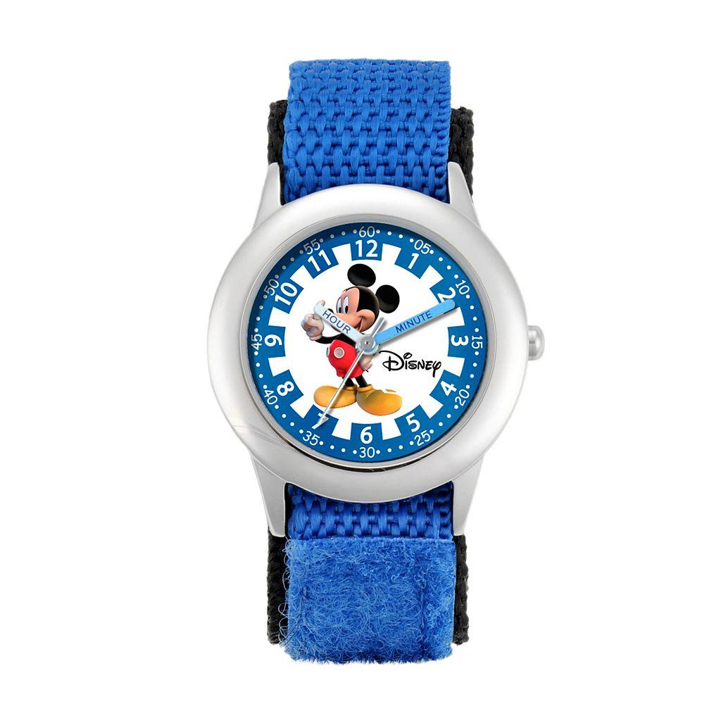 Disney Mickey Mouse Kids' Time Teacher Watch