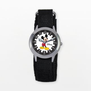 Disney's Mickey Mouse KIds' Time Teacher Watch