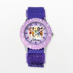 Disney Fairies Kids' Time Teacher Watch