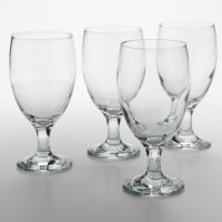 SONOMA life + style® 4-pc. All-Purpose Glassware Set